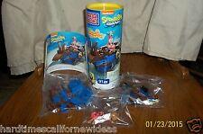 Mega Bloks SpongeBob Patrick Racer  #94617 In Package