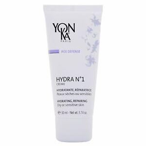 YON-KA Hydra No1 Hydrating Repairing with Hyaluronic Acid 50ml,1.74oz NEW