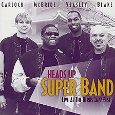 Heads Up Super Band - Live At The Berks Jazz Fest [CD]