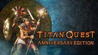 Titan Quest  Anniversary Edition | Steam Key | PC | Digital | Worldwide