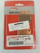GENUINE YAMAHA 5PA-W0046-50 Brake Pad Kit 2 2002-2013 YZ85, YZ85W1, YZ 85