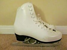 Size 41 Risport Etoile Figure Skates-Very Good