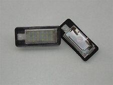 LED Kennzeichen Beleuchtung für Audi A4 (B6, B7) und  A3 (8P) mit Widerstand