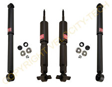 KYB EXCEL-G GAS STRUTS SHOCKS 97-02 FORD EXPEDITION 2WD SET OF 4
