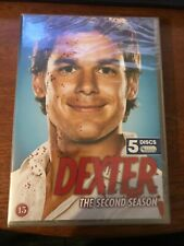 Dexter - Season 2 Dvd New And Sealed 5 Disks