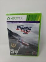 Need for Speed: Rivals (Microsoft Xbox 360, 2013) BRAND NEW NIB Factory Sealed