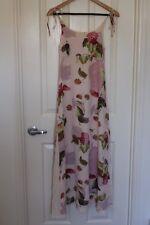 CUE Summer Dress Vintage Design Size 8