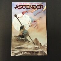 ASCENDER VOL 1 THE HAUNTED GALAXY TPB JEFF LEMIRE new