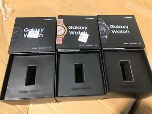 Samsung Galaxy Watch Original Retail Packaging - Empty Box Only