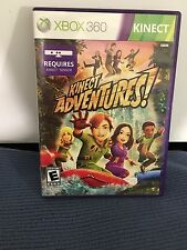 X box 360 Game Kinect Adventures
