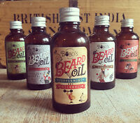 BIG SALE BOBOS BEARD COMPANY BEARD OIL PLUS A FREE BEARD BOOSTING OIL