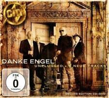 CITY Danke Engel Unplugged + 5 neue Tracks CD + DVD Deluxe Edition Gogow Krahl