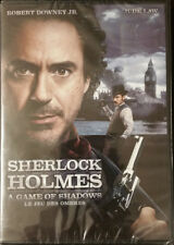 NEW Sherlock Holmes A Game of Shadows Le Jeu Des Ombres DVD Sealed
