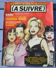 Comic strips et périodiques franco-belge et européennes hebdomadaires franco-belges, (a suivre), en français