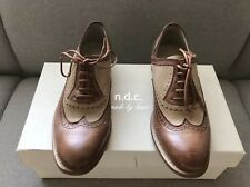NEW NDC Hand Made Shoes Brogues Sz6