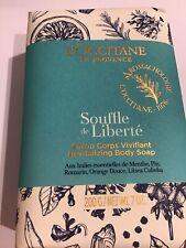 Loccitane Soufflé & Liberte Uplifting Body Soap 200g New