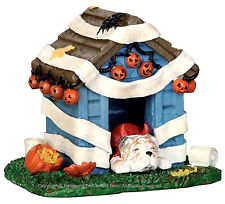 Lemax 44778 TRICKED OUT DOGHOUSE Spooky Town Accessory Halloween Decor I