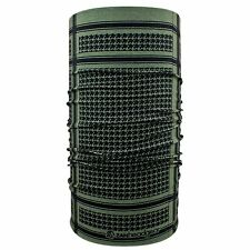 Army Green Houndstooth Multi Function Head Wear Tactical Bandanna Free Shipping