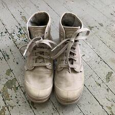 Light Gray Palladium Boots Mens Size 9