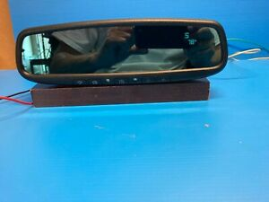05-08  NISSAN PATHFINDER / XTERRA / ARMADA /  REAR VIEW MIRROR