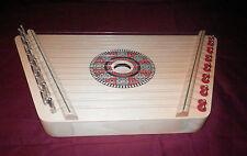 Music Maker wooden Lap Harp Romania-Nepenenoyka Musical