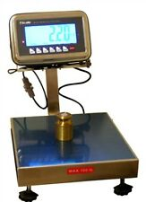 50 LBS x 0.01 LB BWS NTEP Weighing Washdown Platform Industrial Shipping Scale