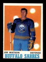 1970 O-Pee-Chee #144 Jim Watson  EXMT/EXMT+ X1506441