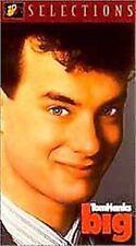 Big (VHS) Tom Hanks NTSC Elizabeth Perkins