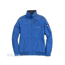 New Tommy Hilfiger Mens Yacht Jacket Windbreaker All Sizes Water Resistant NWT