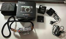 Fujifilm X100S + Accessories - Low Shutter Count 4400
