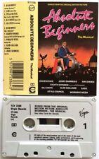 David Bowie Excellent (EX) Condition Album Music Cassettes