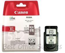 Canon Original PG-512 Black Ink Cartridge for Canon Pixma MP495 Printers