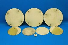 Lot of Cessna 152 Left Wing Inspection Panels (21183)
