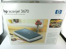 HP ScanJet 3670 Digital Flatbed Scanner Hewlett Packard