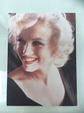 80s Postcard - Marilyn Monroe 1959 smiling close up (athena)