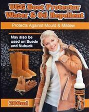 Ugg Boot Protector Water Oil Repellent Spray Leather Suede Waterproof Sheepskin