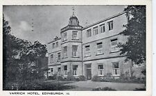 VARRICH HOTEL: Edinburgh postcard (C8187)
