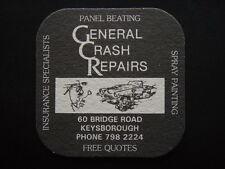 GENERAL CRASH REPAIRS 60 BRIDGE RD KEYSBOROUGH 7982224 COASTER