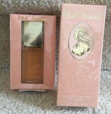 2 Sealed Boxes of White Shoulders Eau De Cologne Spray - 4.5 Fl oz & .85 Fl oz