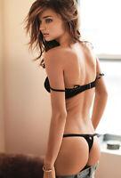 Miranda Kerr With Other victoria/'s secret Models  8X10 GLOSSY PHOTO mk172