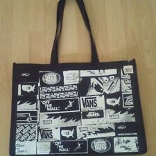 VANS Retro Tote Bag. New
