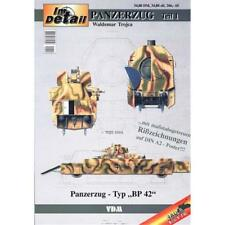 Trojca Im Detail Panzerzug BP 42 Teil 1