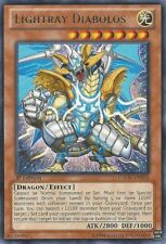 Yugioh! Lightray Diabolos - GAOV-EN035 - Rare - Unlimited Edition Near Mint, Eng