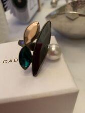 Cadenza Swarovski Women's Ring - One size