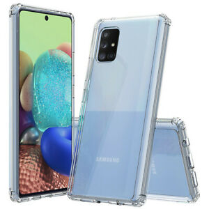 Shockproof Bumper Case For samsung galaxy A21S / A20S / A51 / A71 / A41 Cover