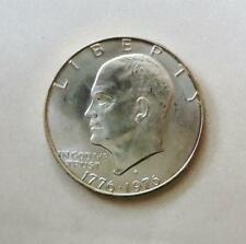 Gem B.U. 1976-S Eisenhower Bi-Centennial Silver Dollar, Free USA Shipping
