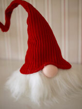 Weihnachtswichtel, Wichtelkopf, weihnachtliche Deko, Türstopper 60 cm