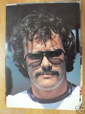 KORK BALLINGTON POSTER CC 1978 ROADRACE,PILOTE CONTINENTAL CIRCUS MOTO GP