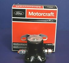 Starter Solenoid-Relay Motorcraft SW7663 1956 - 1978 Ford 1958 - 1969 Lincoln