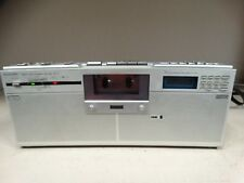 SHARP GF-8 AM/FM RADIO CASSETTE RECORDER BOOM BOX Vintage - no cord